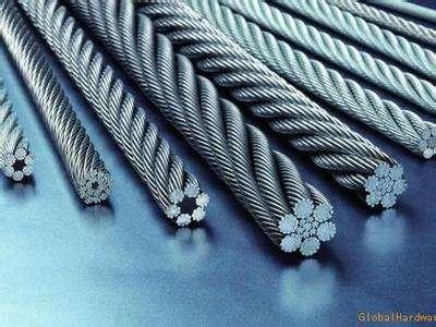 浅析钢丝绳索具保养注意事项
